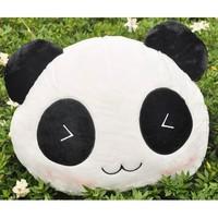 Smiling Panda Plush Toy