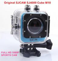 Original SJCAM M10 Mini HD Action Sport Camera Camcorders for Gopro Waterproof Camera Novatek 1.5inch 170 Degree 12MP HD Car DVR
