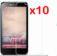 10X New CLEAR LCD Screen Protector Guard Cover Film For Lenovo A526