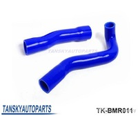 Tansky - Radiator Silicon hose kit for BMW Mini M3 E46 (2pcs) TK-BMR011
