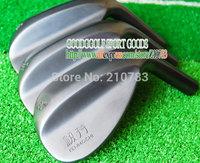 New Golf Clubs KENMOCHI Golf Wedges heads set 52/56/60 loft 3Pcs/lot Clubs heads Golf set Free Shipping