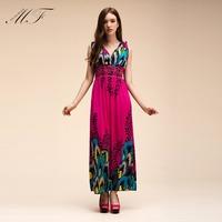 Plus Size Women Clothing Vintage Red Dress Desigual Woman Clothes Summer Vestidos 2014 vestidos Plus Size