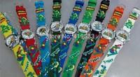 Free Shipping new 70pcs/lot Children  ninja turtles Girls Kids Boys Quartz Cartoon Watches,best gift