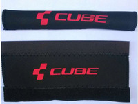 CUBE Cycling Bicycle Parts bike Frame Chain Guard Patch Protector Bicycle chain Accessories Chain stay Protector Guard Pad?1pc