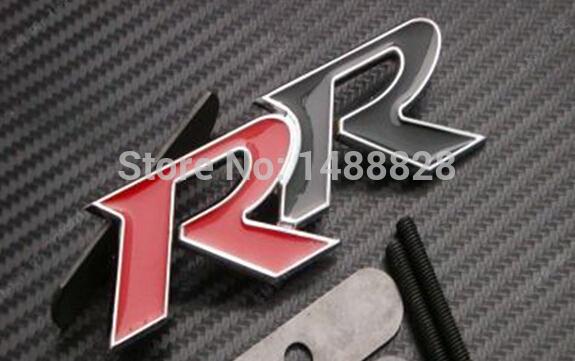 Наклейки No 3D RR honda Civic