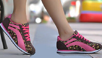 2014 free shippingIn autumn and winter in ladies leisure running shoes sports shoesSneakers