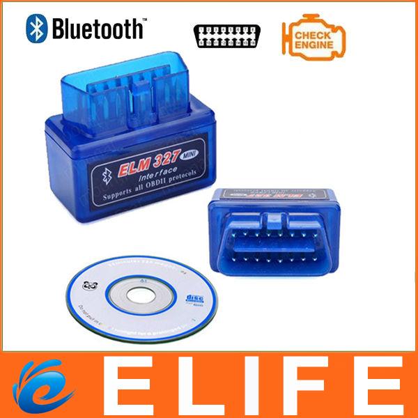 Оборудование для диагностики авто и мото Super mini elm327 bluetooth ELM327 Bluetooth OBD2 v2.1 Smart 327 excel v1 5 mini elm327 obd2 obd ii bluetooth can bus