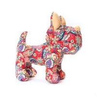 Cloth Chinese zodiac sheep Dog Plush Doll Toys Free shipping