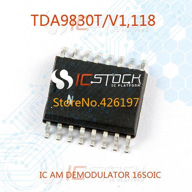 Tda9830t / V1-118 IC AM