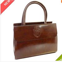 Women Bag Evening High Quality Woman PU Leather Handbags Messenger Bags Shopping Ladies Handbag Iron Crown Shield Clutch