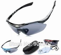 2014 Men Women High Quality Cycling Eyewear Sunglass,Outdoor Sport Riding Bicycle UV400 Goggles Sun Glasses Free Ship 50pcs/lot