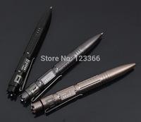 2pcs/lot CNC Machined LAIX Tactical pen self Defense Survival outdoor camping Multifunction Tool 6061-T6 Aviation Aluminum Pen