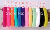 Mix Colors Baby Girls Kids Children Elastic Hair Ties Bands Rope Ponytail Holders Headband Scrunchie Hair Accessories