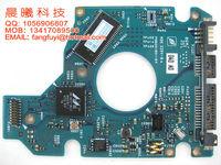 HDD PCB for  TOSHIBA /Logic Board/Board Number:  G5B000211