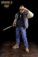 Free Shipping 1/6 Scale Action Figure Model Toys The Gang's Kingdom Spade 2 Nelson 12'' PVC Cool Cartoon Action Figure Model Toy