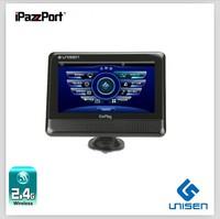 iPazzPort Android 7 inch multimedia car KarPlay car navigation car entertainment GPS system Car Monitors Connect  phone iPad