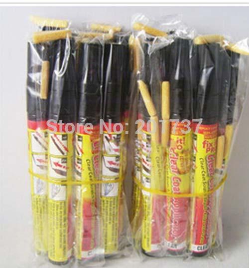 100pcs/lots wholesales Fix it PRO Painting Pen Car Scratch Repair for Simoniz Clear Pens-free shipping(China (Mainland))