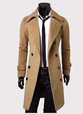 Mens Trench Pea Coat | Fashion Women's Coat 2017