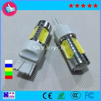 2X 12V-30V WY21W W21/5W 7443 T20 7440 led 360 light Cree R5 Led Car Reverse Bulb Lamp White led backup lamp car styling led