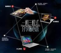 Lenovo Miix2 10 64GB WIFI 10.1 inch quad core win8 tablet computer Laptops Three kinds of modes 2GB/ 64G micro usb mini HDMI