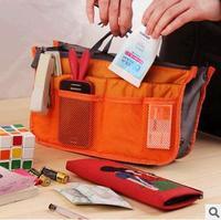 Free shipping  Make up bag Women Men  travel bag multi functional Cosmetic Bag Handbag