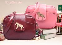 Free Shipping 2014 Women's Cross-Body  Bag Small Fashion Trend Fashion Vintage Women's Handbag  pony bag