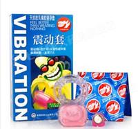 Pleasure 12 box Sex Fun Toy Spike Latex Lubricated Special Enhanced Condom Bob stimulus