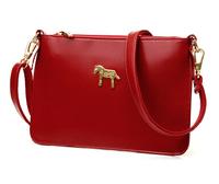 2014 Women's Handbag Casual Fashion Vintage Small Bag Women's Messenger Bag Pony bag