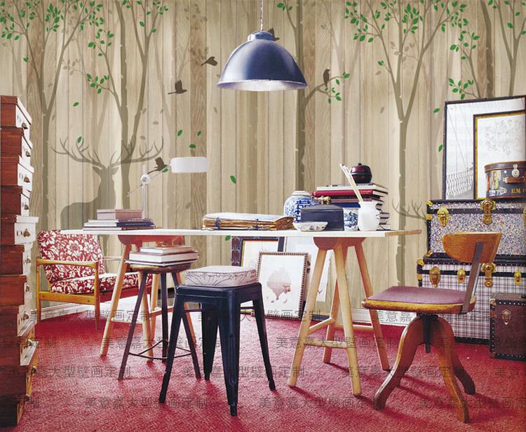 ... behang nordic ikea slaapkamer woonkamer tv achtergrond behang lulin
