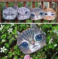 2014 Designed Spring Women Chain strap Shoulder Bag Cat Shape Handbag Fashion Retro Women Bag,gift a same pattern Wallet