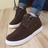 2014 Fashion Men Shoes Winter Male Winter Warm Sneakers Comfortable Casual Sport Shoes Men Warm Shoes Free Shipping YYJ772