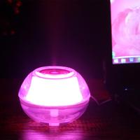 80 ml Ultrasonic Aroma Diffuser Humidifier USB LED Nightlight