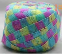knitting wool crochet yarn scarf crochet line designs  yarn for knitting wool yarn Beautiful super soft  line staircase curve  3