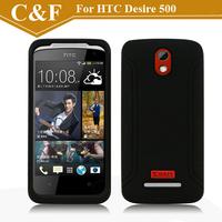 Original Brand XMART Wizard Silicone Case For HTC Desire 500 506e 5088 509D 5060 506e New Protective Case +Free shipping
