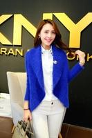 Free shipping 2014 explosion models Hitz genuine long-haired ladies short section of high-grade velvet mink shawl