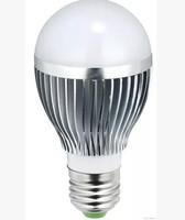 E27 DC 12V led bulbs pure Warm  White  & white Globe bulbs 6PCS