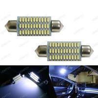 High Power White 33-SMD 42mm LED Bulbs For Car Interior Dome Light 211-2 578 560
