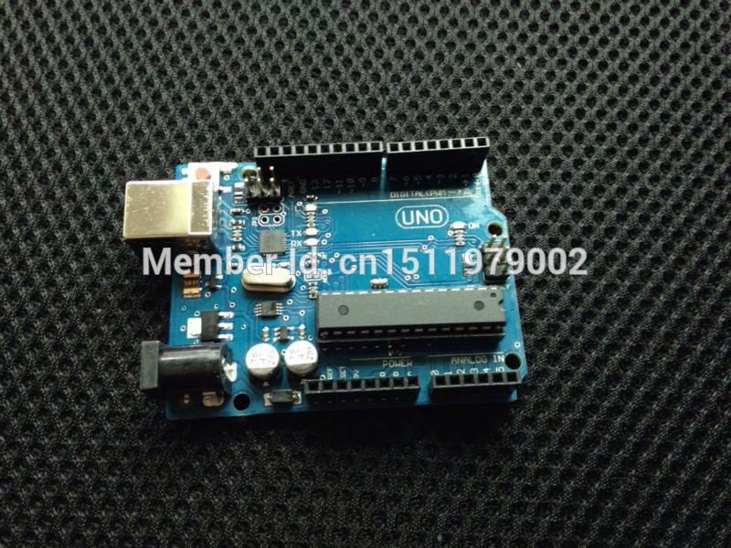 UNO R3 for Arduino Compatible MEGA328P with USB Cable Wholesale Free Shipping Drop Shipping 10pcs