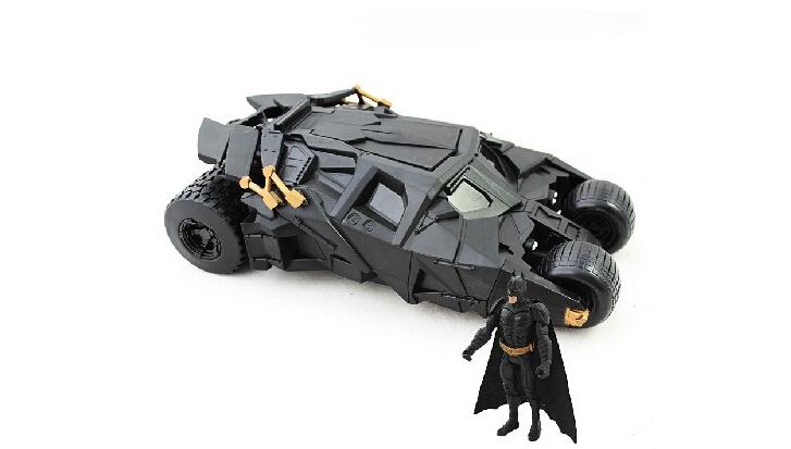 Knight Toys Australia Knight Rises Batmobile Toy