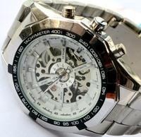 New 2015 SEWOR Luxury hours Sports Watch men Men's Mechanical Watches Dress wristwatch Casual watch man full steel watch