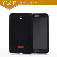 Original Brand XMART Wizard Silicone Case For Samsung Galaxy Tab 4 7.0 T230 T231 T235 New Protective Case  +Free shipping