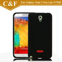 Original Brand XMART Wizard Silicone Case For Samsung Galaxy Note3 Neo Lite N7505 N7505v N7508V N7506V  +Free shipping