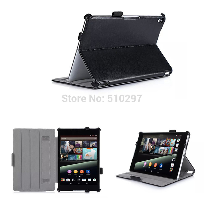 For Google Nexus 9 Case Heat Setting Pu Leather Stand Hand Strap Case Cover For 2014 Edition HTC Google Nexus9 8.9 Inch Table(China (Mainland))