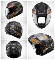 SOL-SM2-0224,Flip-up/Modular/Full Fac Helmet,Multi-Colors,DOT/CNS 2 Certificates,Patented Design,Double Visor,