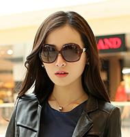 2014 women's polarized sunglasses driving glasses star style myopia sunglasses