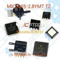 MIC5365-2.8YMT TZ IC REG LDO 2.8V .15A 4TMLF MIC5365-2.8YMTTZ 5365 MIC5365 30pcs