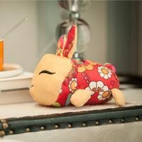 Chinese zodiac series Creative manual Cloth Plush Doll Toys Free shipping