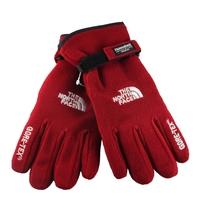 New fashion  winter glove men's warm glove  windproof glove polar fllece warm glove women's mitten Free shipping