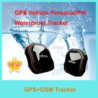 Free Shipping New Arrival Cheap Mini Quadband Waterproof TKSTAR GPS Tracker with SOS for Emergency Call