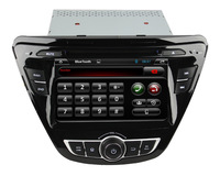 "Special Car Audio DVD Player for Hyundai Elantra 2014 7"" Capacitive Touch Android 4.2  GPS Navigation"